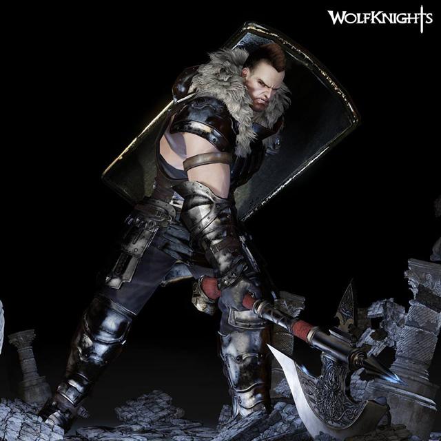 Lộ diện hình ảnh tạo hình nhân vật của Wolf Knights 18