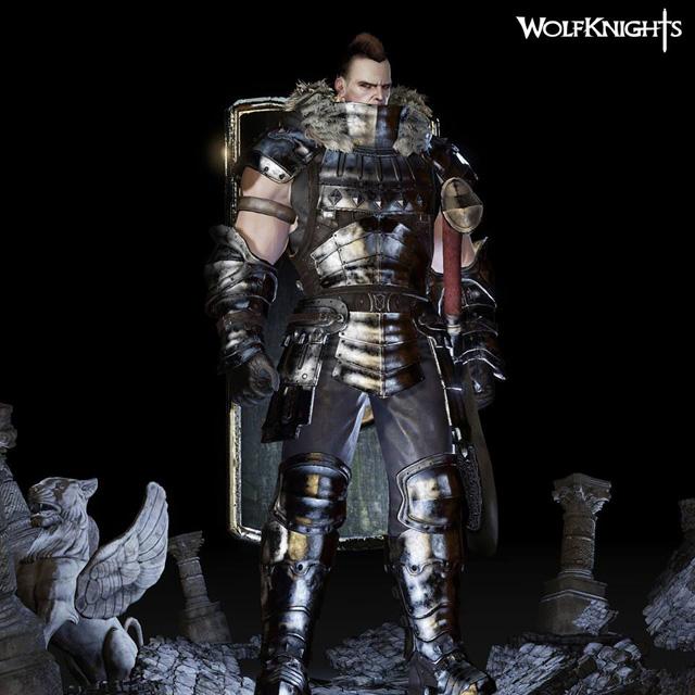 Lộ diện hình ảnh tạo hình nhân vật của Wolf Knights 19