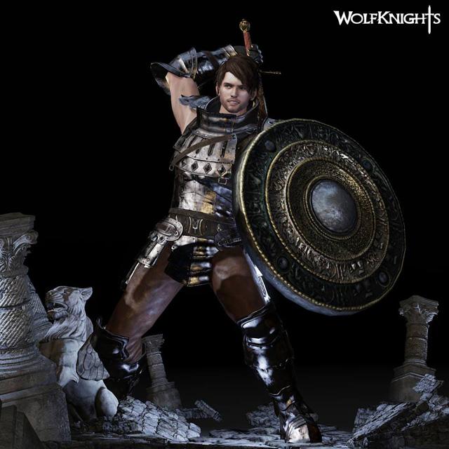 Lộ diện hình ảnh tạo hình nhân vật của Wolf Knights 21