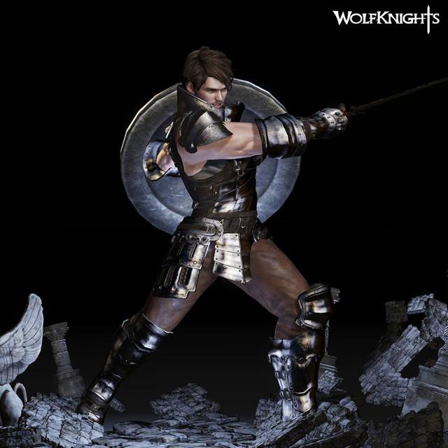 Lộ diện hình ảnh tạo hình nhân vật của Wolf Knights 22
