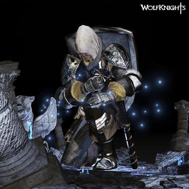 Lộ diện hình ảnh tạo hình nhân vật của Wolf Knights 24