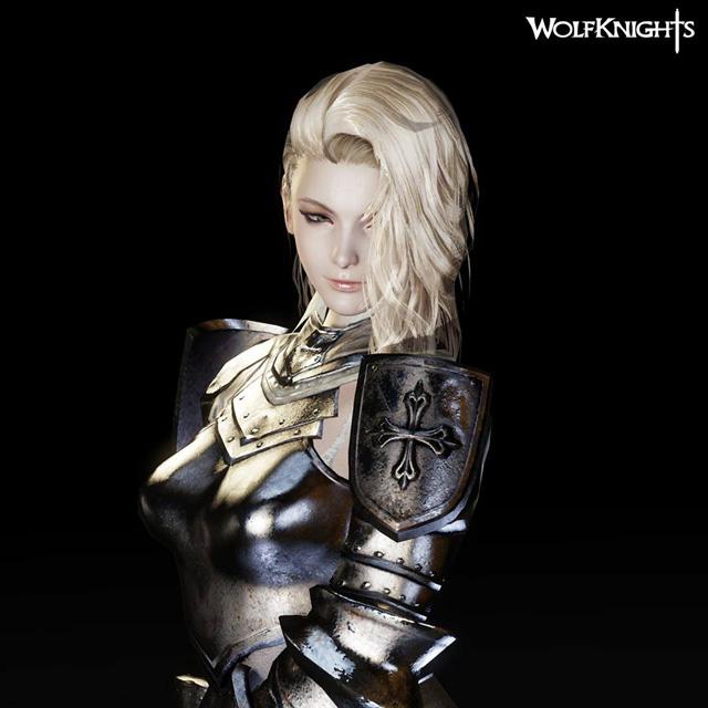 Lộ diện hình ảnh tạo hình nhân vật của Wolf Knights 27