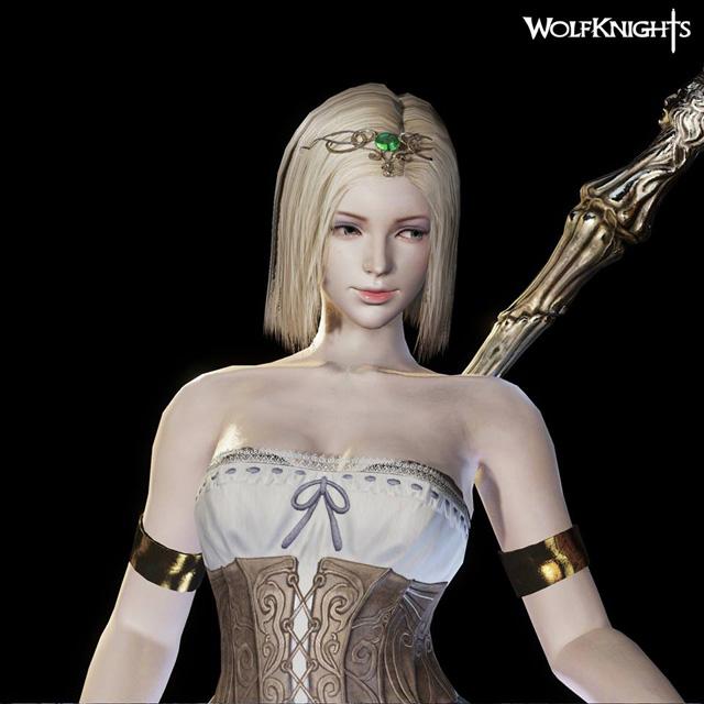 Lộ diện hình ảnh tạo hình nhân vật của Wolf Knights 28