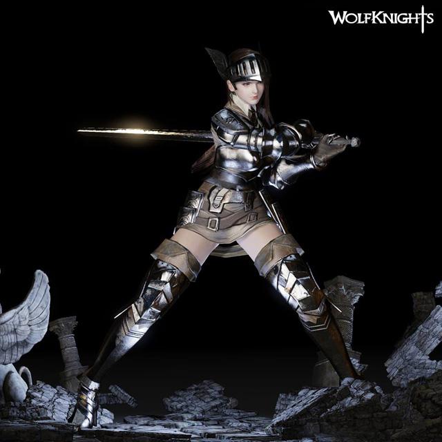 Lộ diện hình ảnh tạo hình nhân vật của Wolf Knights 29