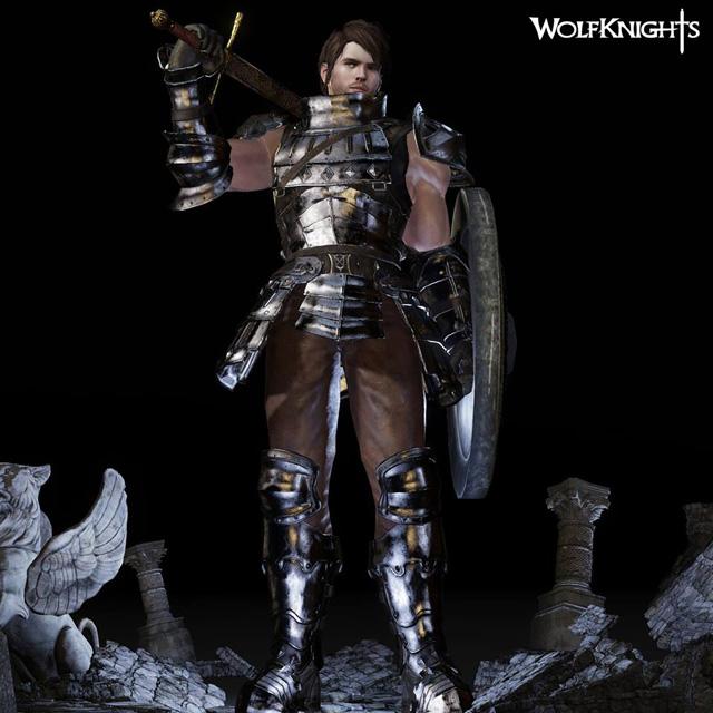 Lộ diện hình ảnh tạo hình nhân vật của Wolf Knights 30