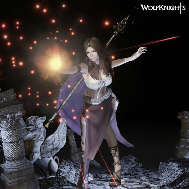 Lộ diện hình ảnh tạo hình nhân vật của Wolf Knights 31