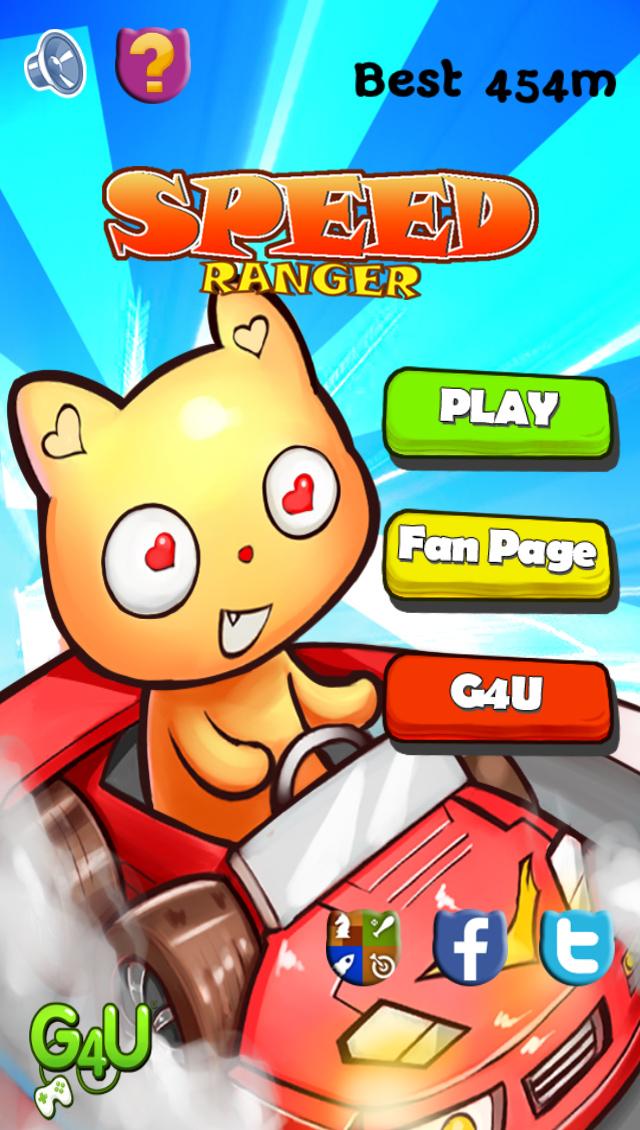 G4U Studio trình làng game mới Speed Ranger 2