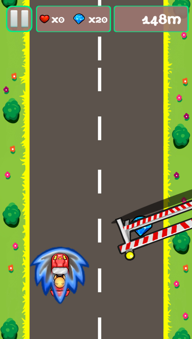 G4U Studio trình làng game mới Speed Ranger 5