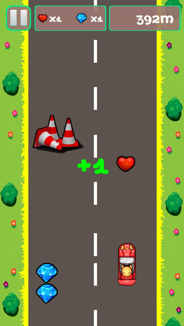 G4U Studio trình làng game mới Speed Ranger 7