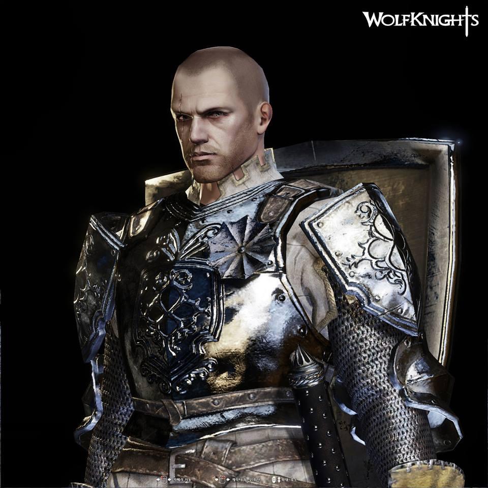 IMC Games công bố ảnh tạo hình nhân vật Wolf Knights