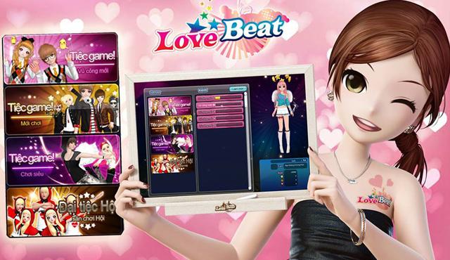 GameLandVN tặng mã kích hoạt LoveBeat 1