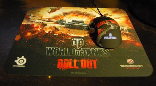Wargaming hợp tác cùng Razer và SteelSeries 4