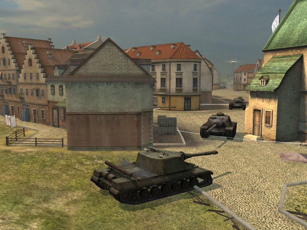 World of Tanks Blitz mở cửa phiên bản Closed Beta 6