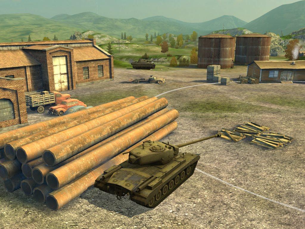 World of Tanks Blitz mở cửa phiên bản Closed Beta 7