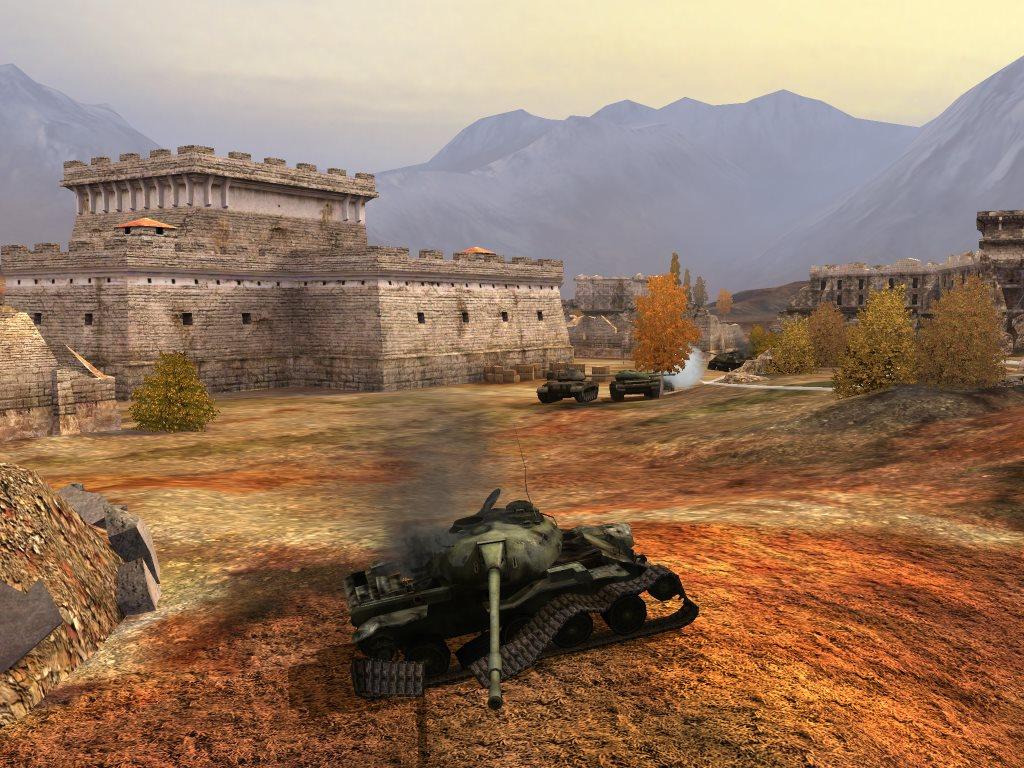 World of Tanks Blitz mở cửa phiên bản Closed Beta 8