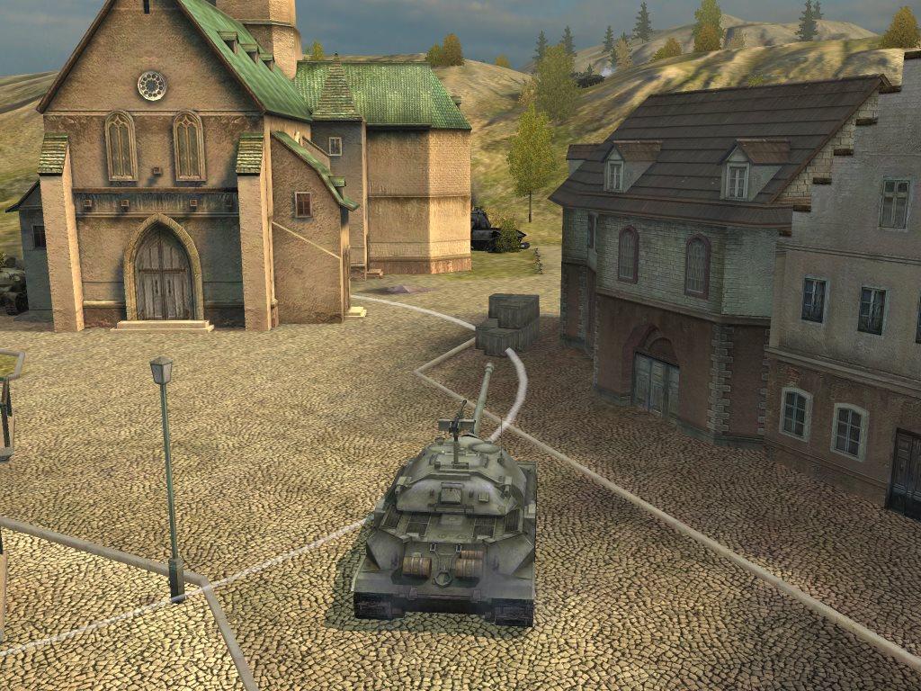 World of Tanks Blitz mở cửa phiên bản Closed Beta 10