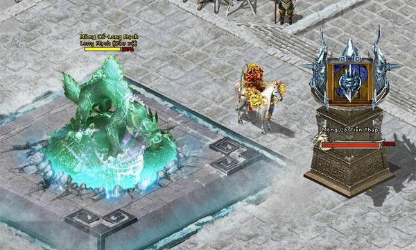 Kiếm Thế hấp dẫn hơn với chiến xa và tiễn tháp 2