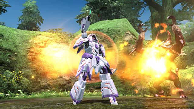Phantasy Star Online 2 mở cửa thử nghiệm tại Thái Lan 4