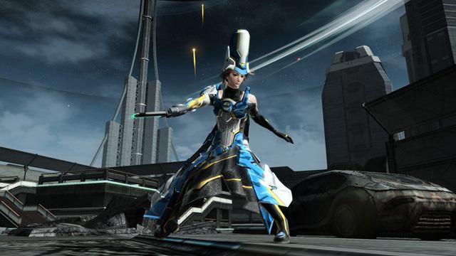 Phantasy Star Online 2 mở cửa thử nghiệm tại Thái Lan 7