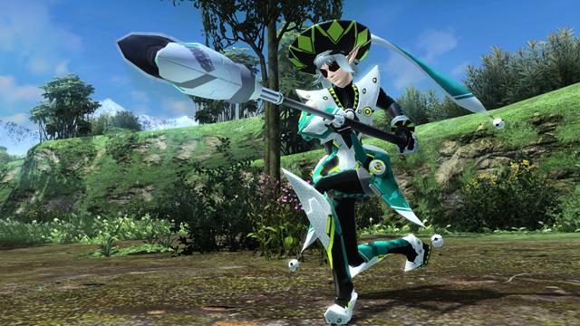 Phantasy Star Online 2 mở cửa thử nghiệm tại Thái Lan 10