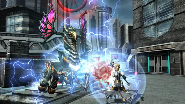 Phantasy Star Online 2 mở cửa thử nghiệm tại Thái Lan 15