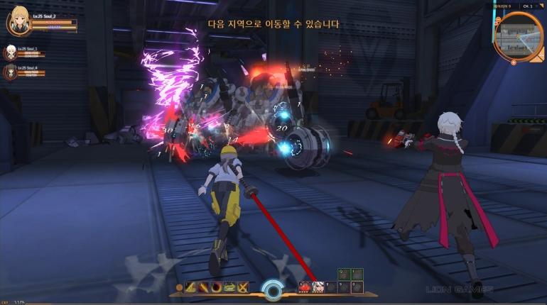 Shanda Games đưa Soulworker cập bến Trung Quốc 11