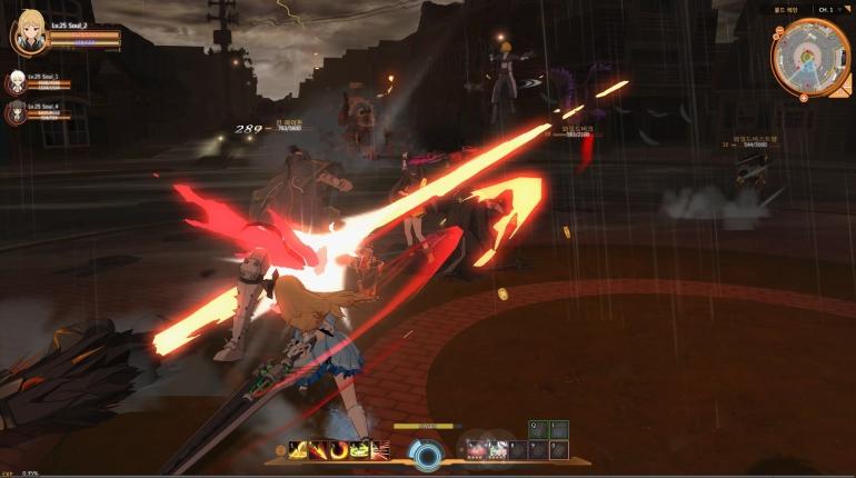 Shanda Games đưa Soulworker cập bến Trung Quốc 14