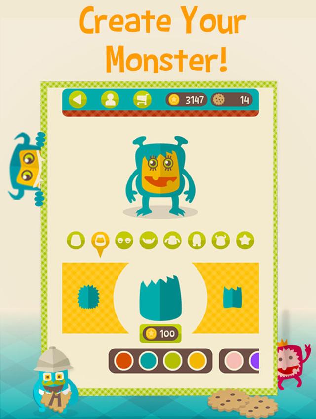 Rovio Stars phát hành game mới World Monsters 4