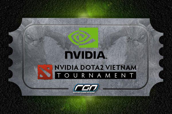 Kết quả chia bảng Nvidia Dota 2 Vietnam Tournament #1 1