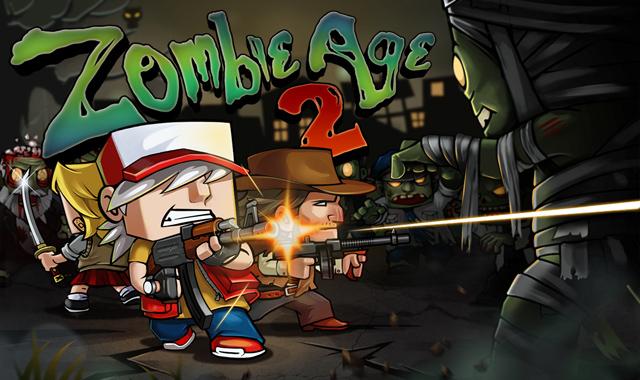 Zombie Age 2 đã chính thức lên kệ 1