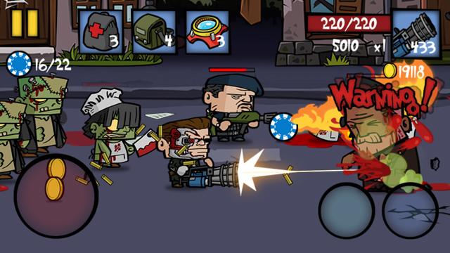 Zombie Age 2 đã chính thức lên kệ 3