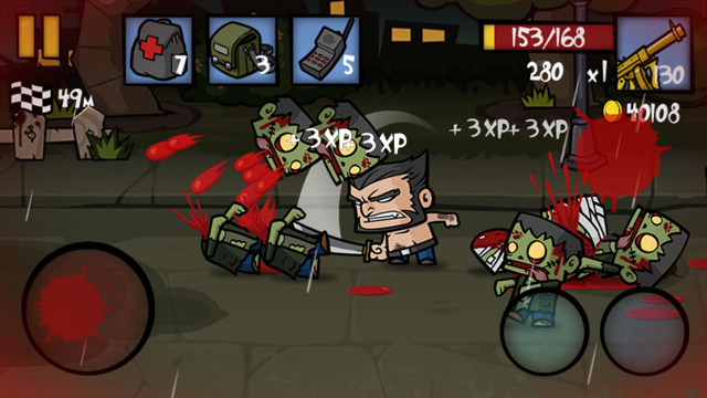Zombie Age 2 đã chính thức lên kệ 4