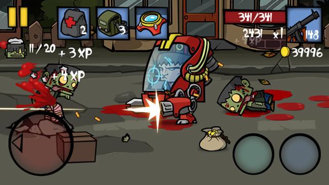 Zombie Age 2 đã chính thức lên kệ 5