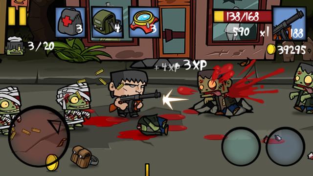 Zombie Age 2 đã chính thức lên kệ 7