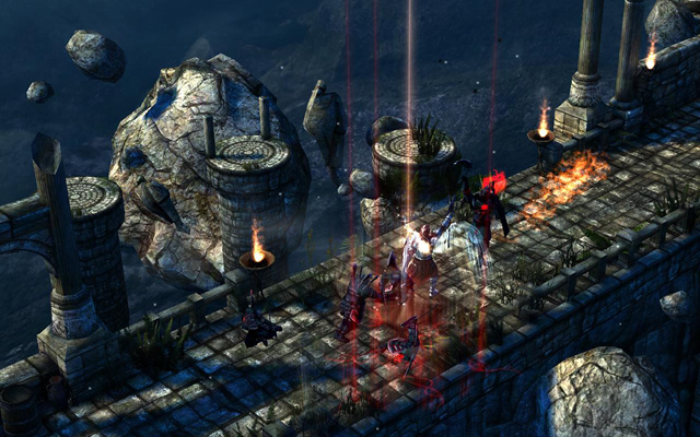 Năm tựa game Android tương đồng với Diablo 1