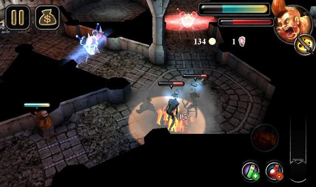 Năm tựa game Android tương đồng với Diablo 3