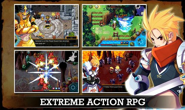 Năm tựa game Android tương đồng với Diablo 6
