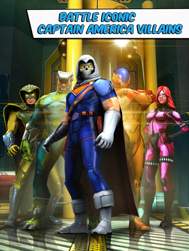 Captain America: The Winter Soldier lên kệ 5