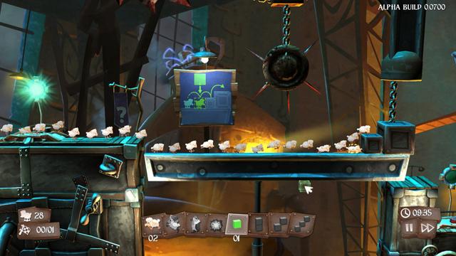 Team 17 sẽ phát hành game mới Flockers trên Steam 2