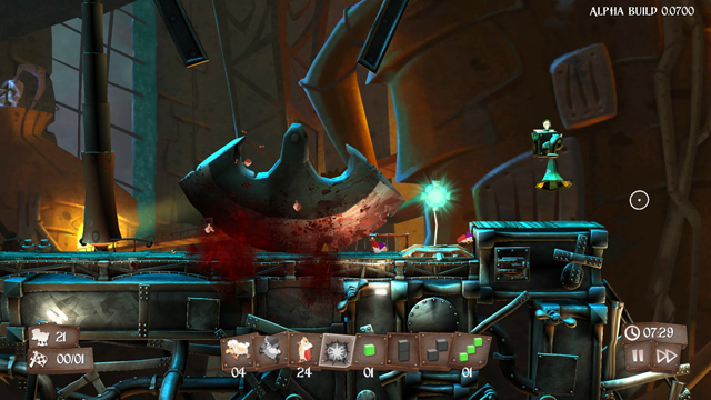 Team 17 sẽ phát hành game mới Flockers trên Steam 4