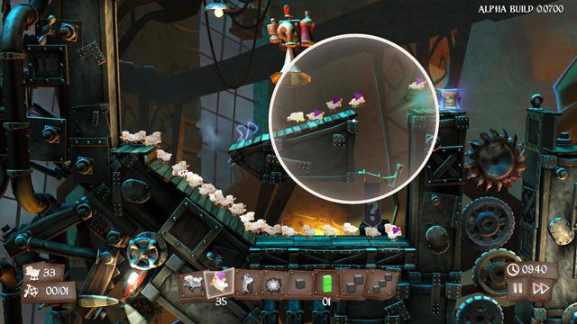 Team 17 sẽ phát hành game mới Flockers trên Steam 5