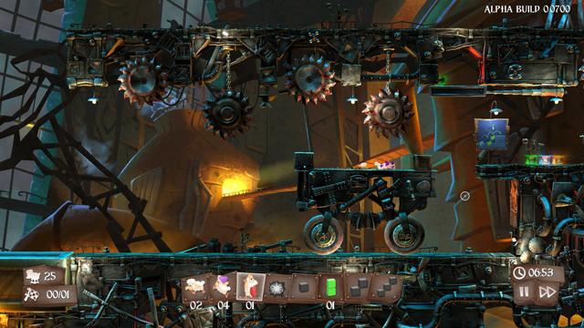 Team 17 sẽ phát hành game mới Flockers trên Steam 7