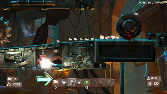 Team 17 sẽ phát hành game mới Flockers trên Steam 9