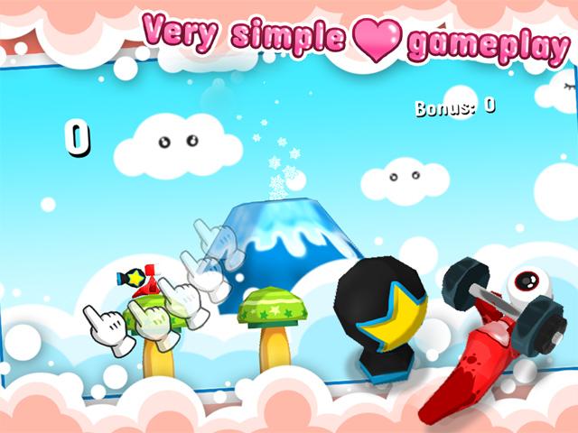 Gamarist Studio trình làng game mới Murimuri Jump 6