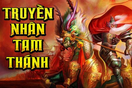 Phong Thần ra mắt giải đấu Truyền Nhân Tam Thánh 1