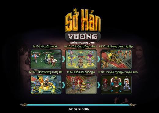 Lộ diện trang giới thiệu và ngày ra mắt Sở Hán Vương 5