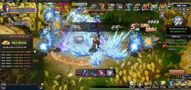 GameLandVN tặng giftcode Đấu Chiến Thần 1
