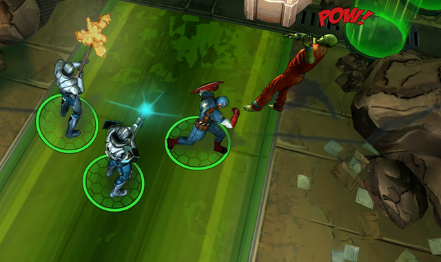 Đánh giá game Captain America: The Winter Soldier 5