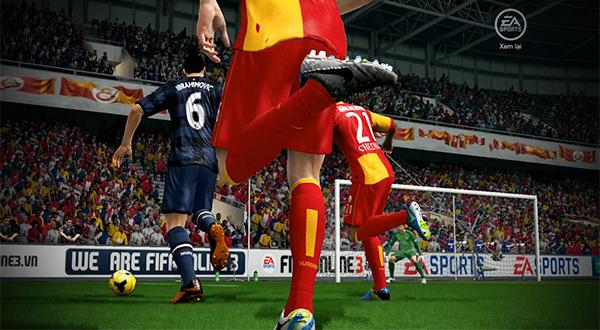 FIFA Online 3: Một số gợi ý để lội ngược dòng thành công 2