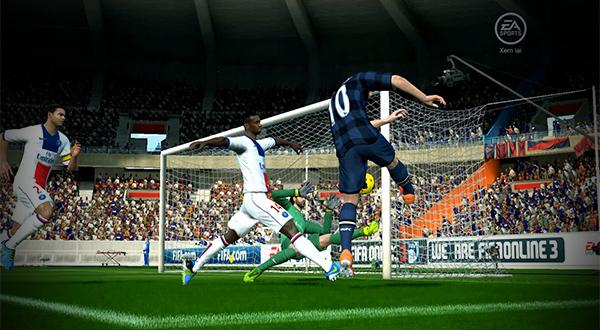 FIFA Online 3: Một số gợi ý để lội ngược dòng thành công 3